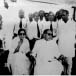 Dr. Ambedkar during conversion ceremony at Nagpur