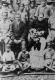 Dr. Babasaheb Ambedkar with a group of activists of the Samata Sainik Dal (Social Equality Army)