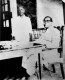Dr. Ambedkar with one of his associates