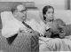 Dr. Ambedkar with his second wife Dr. Savita Ambedkar