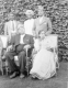 Dr. Ambedkar with his wife at Shrinagar - 1949